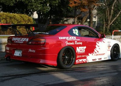 Friends Racing D1SL S15 with SR2.2 and Nos