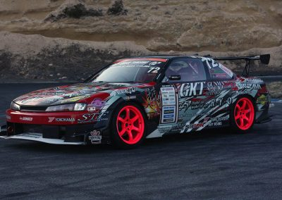 RYO D1GP S15 Silvia with SR2.2 and Nos