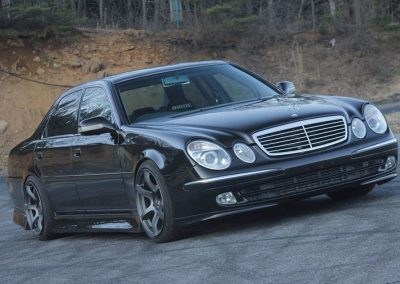 Famous Benz Faced Cresta (Bensta) with 1JZ and HKS Turbo