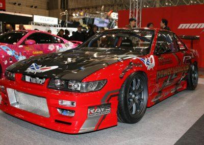 Powervehicles 2006 Tokyo Auto Salon Demo Car with SR2.2