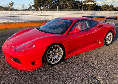 Immaculate Ferrari F360 Challenge Race Car
