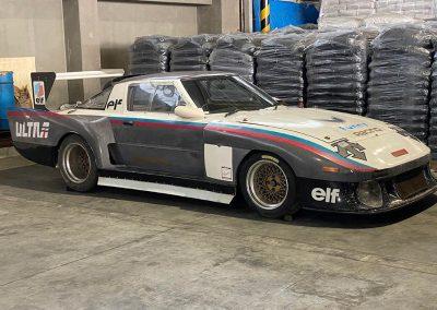Japan Silhouette Formula SA22 Race Car Exported for Full Restoration